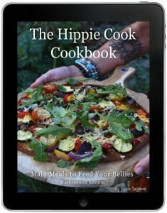 The Hippie Cook Cookbook Main Meals to Feed Your Bellies