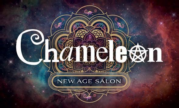 Chameleon new age salon