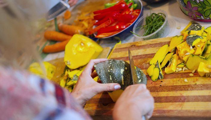 Vegan, Vegetarian, Gluten-Free Cooking Classes, Gold Coast